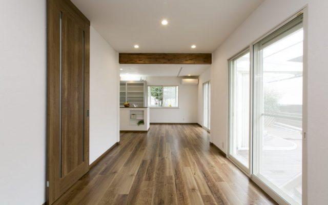 50代ご夫婦で素敵なオトナのリノベーション 2×4木造家屋築26年